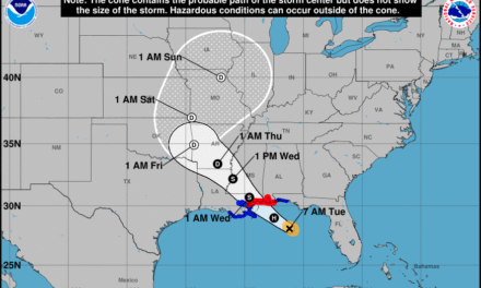 Gov. Ivey issues State of Emergency in preparation for Tropical Storm Gordon