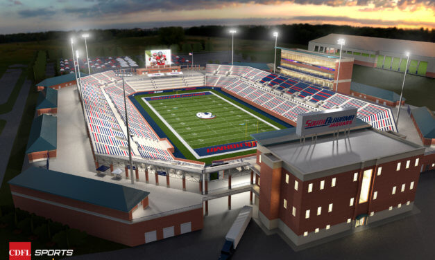 USA moves ahead with stadium plan despite funding issues