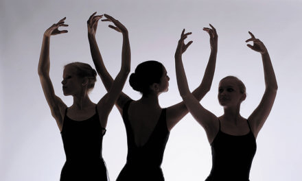 Mobile Ballet dancing to a new tune