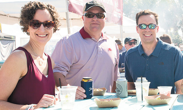 Hangout Oyster Cook-Off, Craft Beer weekend