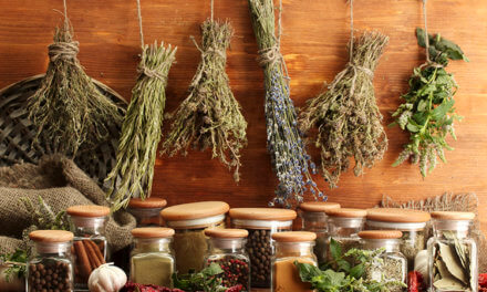 It's the thyme of the season