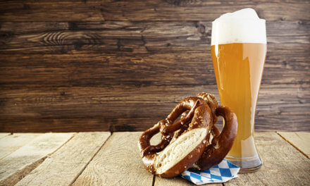 Oktoberfest brews are here
