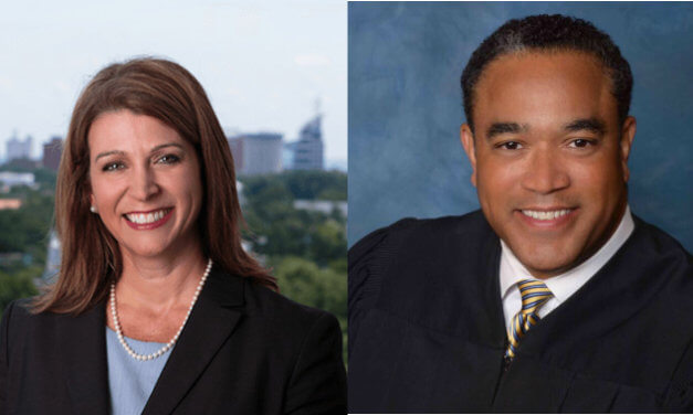Hambright, Finley enter last leg of judicial race