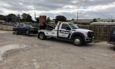City tows first vehicles through 'junk car' ordinance