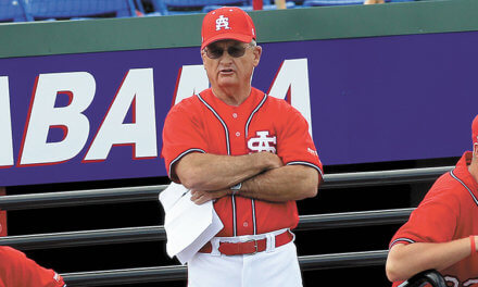 Kittrell to join national baseball coaches hall of fame