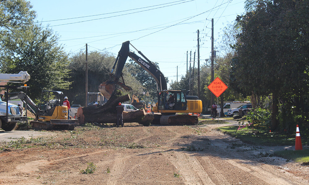 Florida Street Businesses Concerned About Road Work Lagniappe Mobile