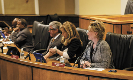 Councilors, mayor talk differences amid apparent strained relationship