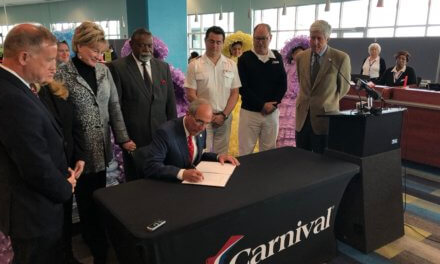 City extends contract with Carnival