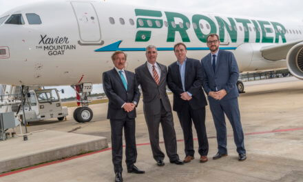 ALC takes delivery of Mobile-built A321
