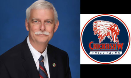 Joe Walters named interim superintendent in Chickasaw