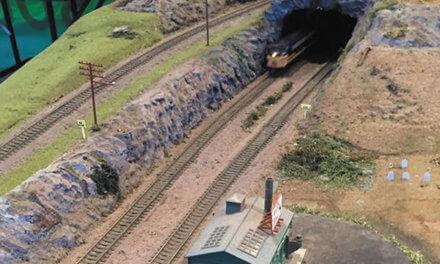 Model railroad 'world' returns  to Exploreum