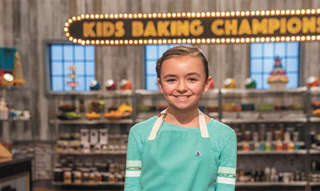 Food Network show features Silverhill kid