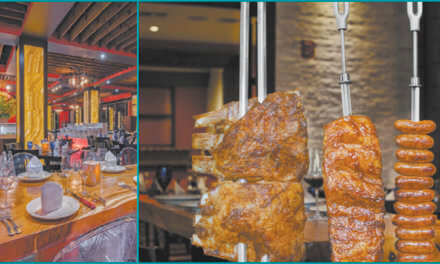Indulge your inner gaucho at Texas de Brazil