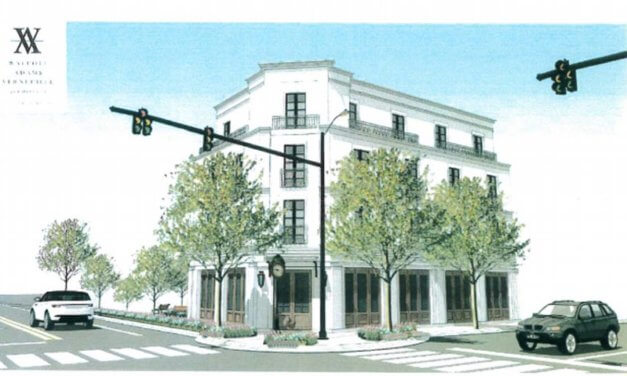 Developer seeks height variance for boutique hotel in downtown Fairhope (updated)