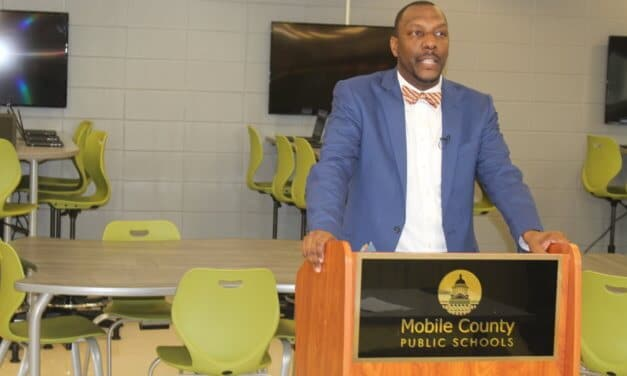 MCPSS's Threadgill honored by statewide advocacy group