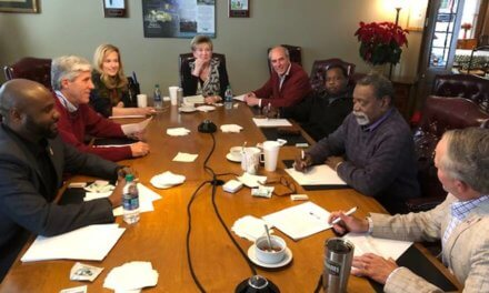 City leaders meet to hash out communication issues