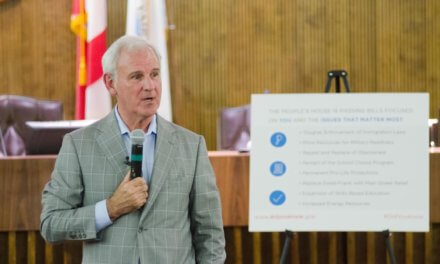 Rep. Bradley Byrne forwards District 1 reopening plan to governor's office