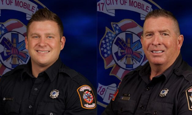 MFRD paramedic firefighters receive Life Saving Award