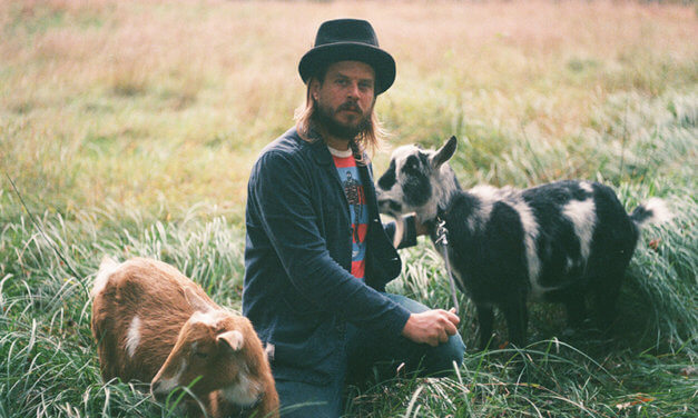 Marco Benevento gets back to nature