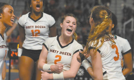 McGill-Toolen's Fromdahl collecting multiple awards for volleyball