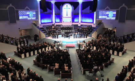 Hundreds help lay fallen officer to rest in Mobile