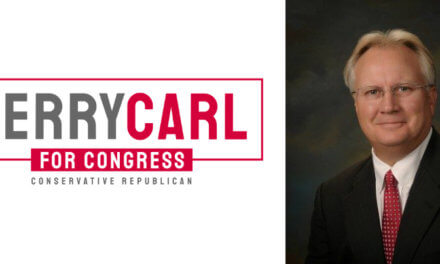 Jerry Carl announces bid to replace U.S. Rep. Bradley Byrne