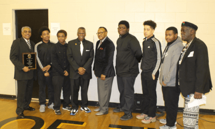 Williamson High School names new wing for Lonnie Johnson