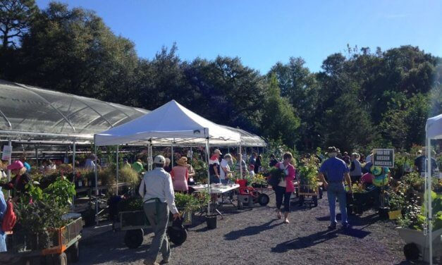 Mobile's spring gardening events are almost here