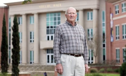 Alumnus donates $1.5 million to USA engineering department