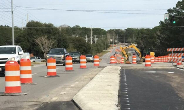 Gulf Shores leverages federal grants for significant road projects