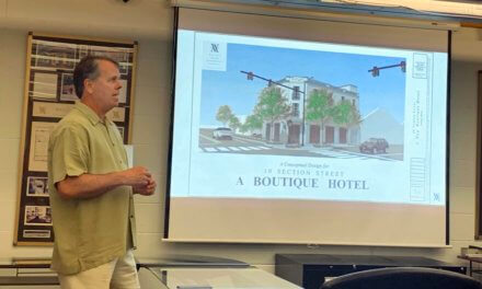 Developer unveils revisions to proposed Fairhope boutique hotel