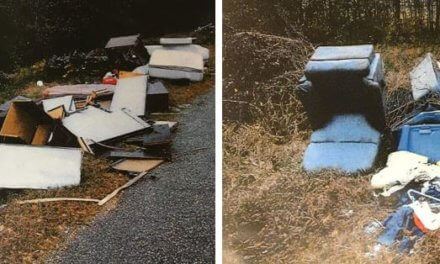 Bay Minette police monitoring helps quell illegal dumps