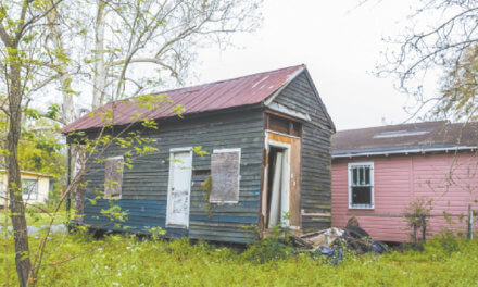 Eyesores: Areas of city still dealing with blight problem, urban decay