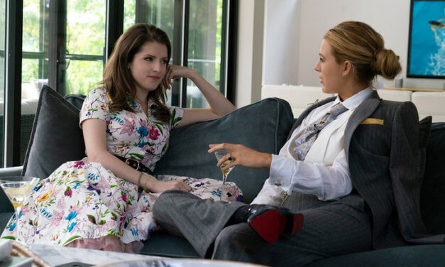 'A Simple Favor' a zippy, stylish black comedy