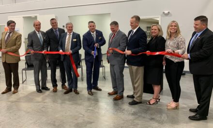 Mobile's AeroStar completes expansion, wins contract, earns award