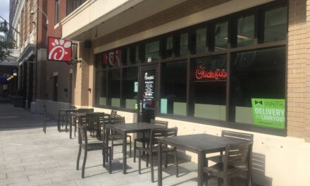 Chick-fil-A to test off-site operation at Government Plaza