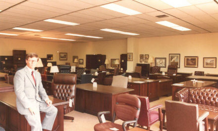 McAleer's Office Furniture celebrates 40 years