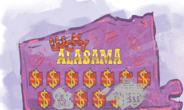 Feeling lucky? Alabama Legislature may consider multiple lottery proposals