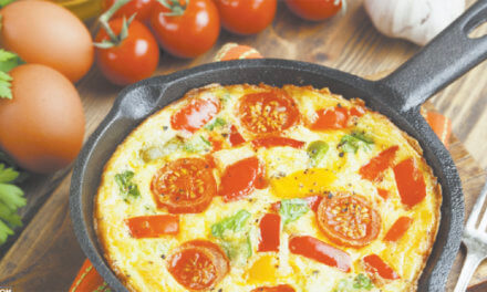 Brunch is better with frittatas