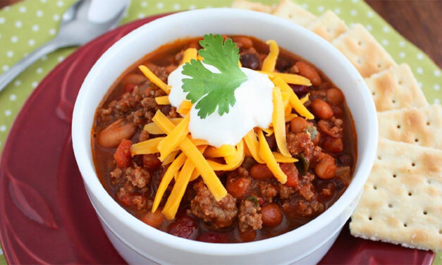 Last chance: ACS Chili Cook-Off