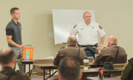 BCSO deploys AEDs in patrol vehicles