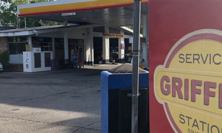Griffith Shell sparks Planning Commission debate