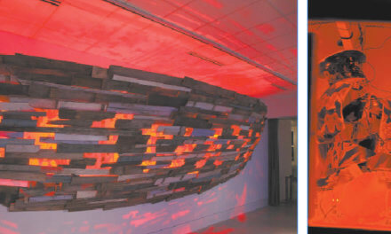 MMoA installation turns years into yards