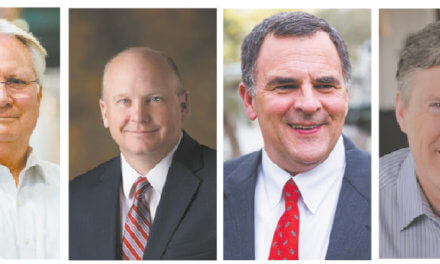 Four Republicans announce campaigns for Byrne's  congressional seat