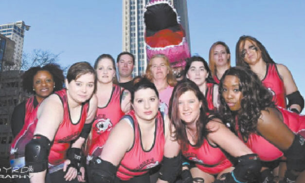 Mobile's Derby Darlings keep roller derby alive and kicking
