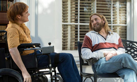 Joaquin Phoenix shines in dark comedy once earmarked for Robin Williams