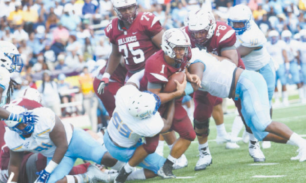 Alabama A&M returning to Mobile for Gulf Coast Challenge football game