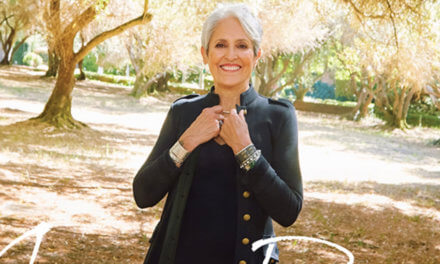 Joan Baez says 'fare thee well' to touring