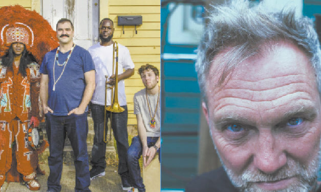 Anders Osborne, Cha Wa among New Orleans artists at SouthSounds