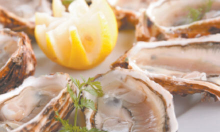 'R' is for Raw. What to do with oysters in the other months?